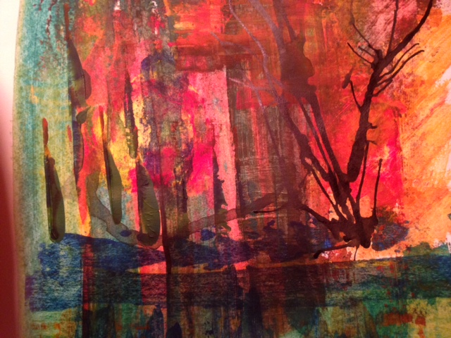 Sunset Ripon Canal SOLD