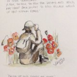 The Send Off by Wilfred Owen
