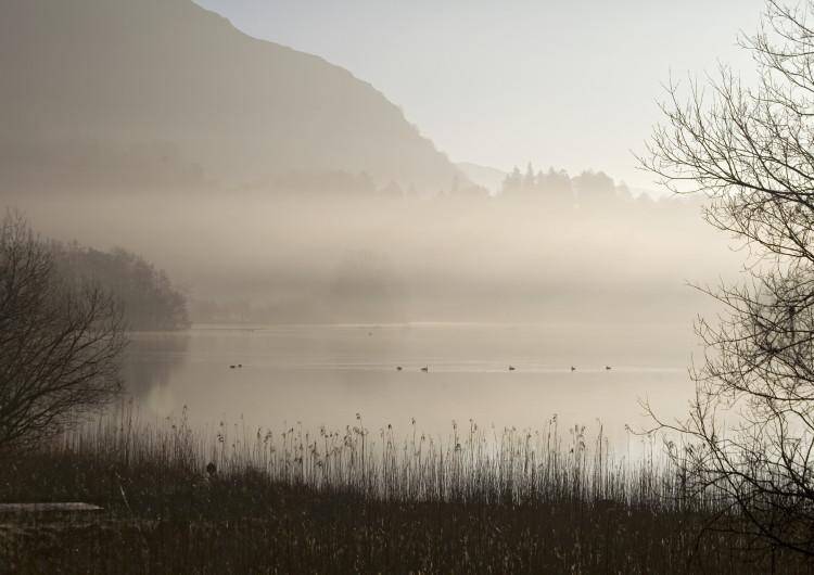 Grasmere at dawn