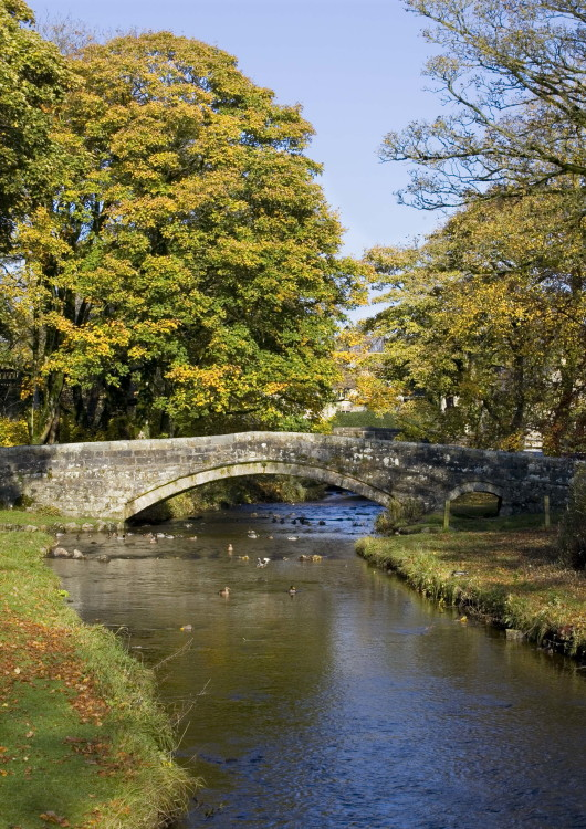 Linton in Autumn