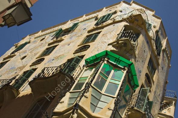 Palma's architecture