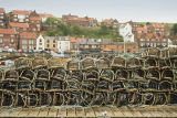 Lobster Baskets, the Quayside, Whitby