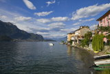 Looking Northwards from Lezzano on Lake Como