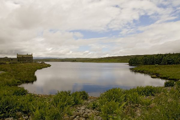 Grimwith Reservoir, Yorkshire Dales