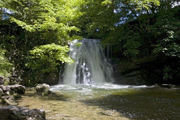 Janet's Foss, near Malham, Yorkshire Dales