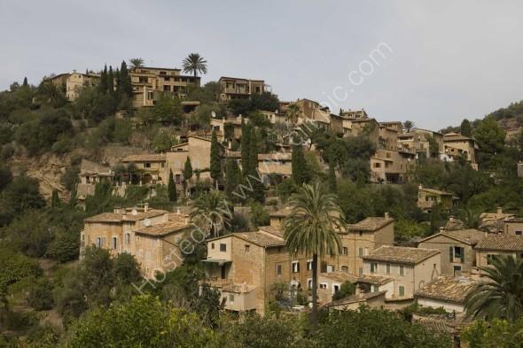 Mountain village of Deia