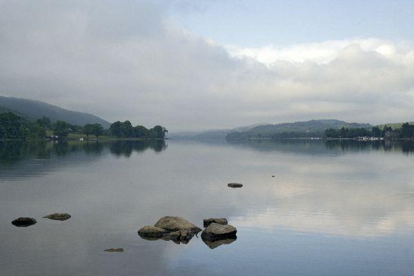 Lake Coniston, Lake District, Cumbria
