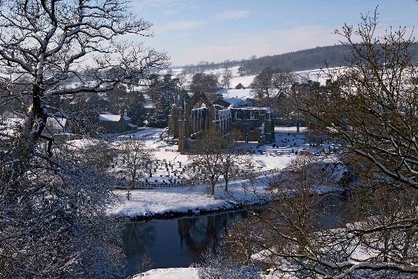 Bolton Abbey Priory, The Yorkshire Dales