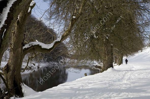 River Wharfe near Burnsall