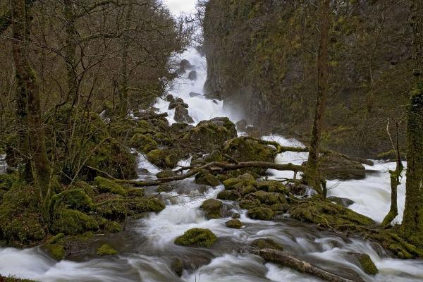 Lodore Falls, Keswick, Lake District