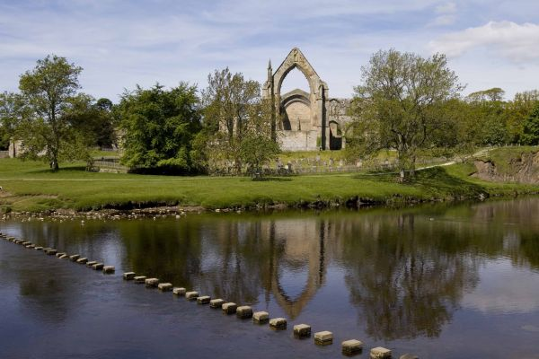 The Priory, Bolton Abbey, Yorkshire Dales