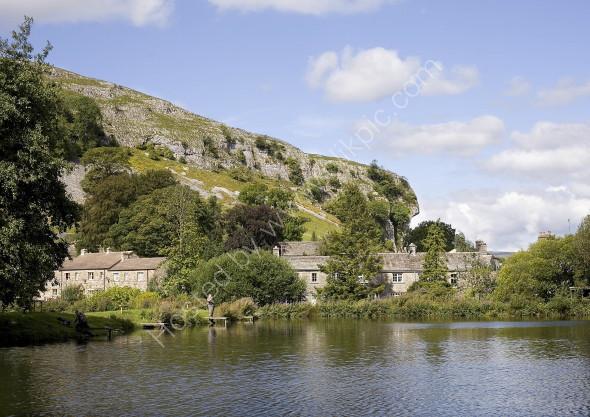 Kilnsey Crag, The Yorkshire Dales