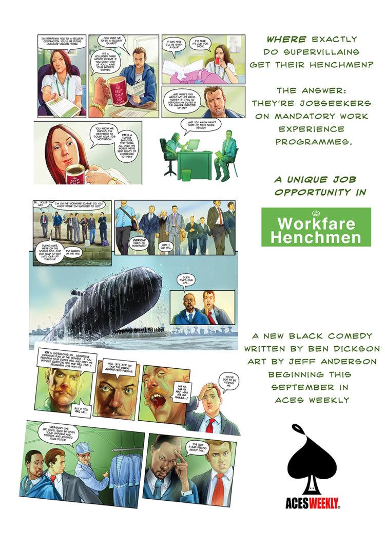 Workfare Henchmen