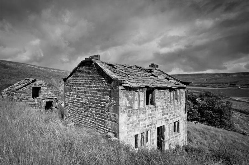 Shaw Dyke, Walshawdean