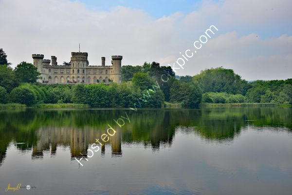 Eastnor Caste and lake