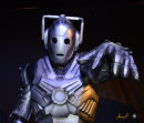 Cyberman from Dr Who