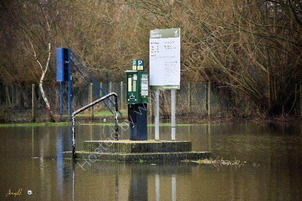 floods car park