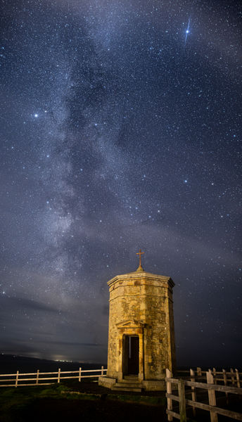 Stars over the Pepperpot