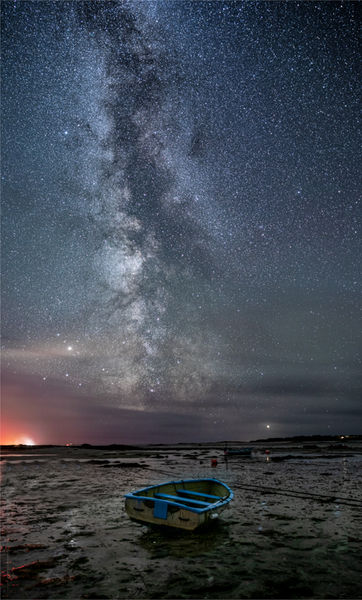 Boat to the stars