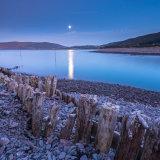 Moonrise at Porlock