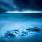 Threatening storm, Porthleven