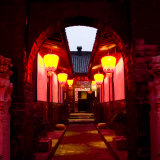 Red lanterns at Ping Yao