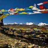 Prayer flags, Tibet