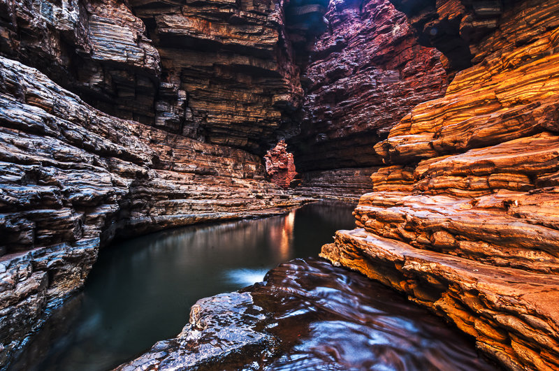 Amazing Karijini colours