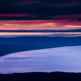 Dawn from the Hump Ridge