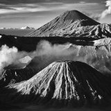 Bromo and Semeru volcanoes