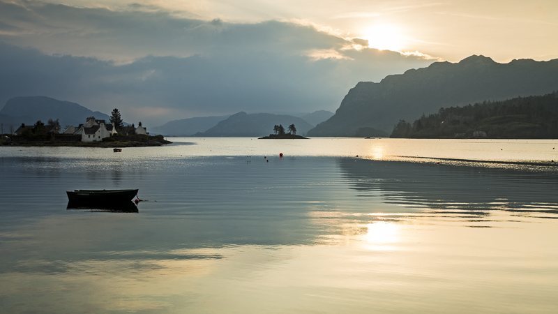 Dawn at Plockton