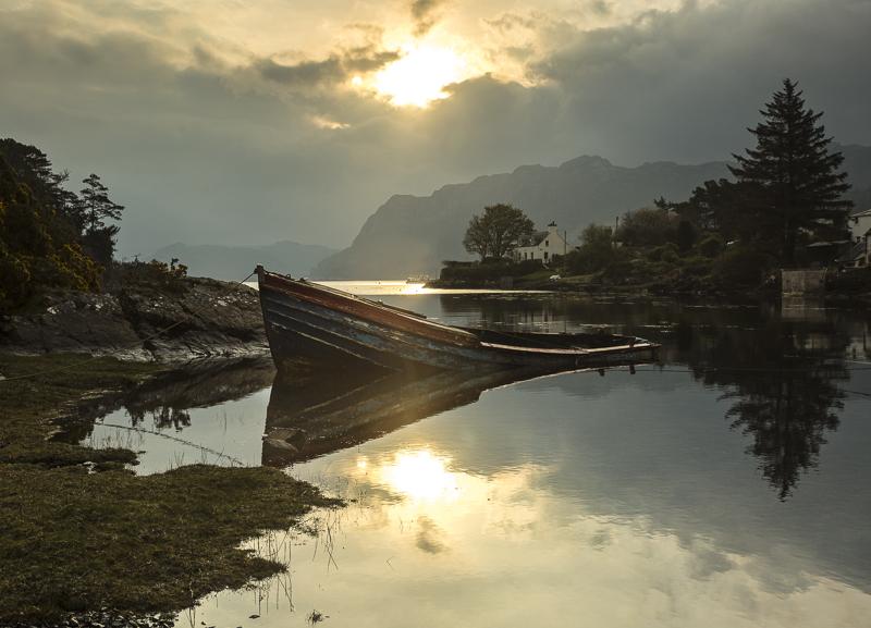 Sunk at first light