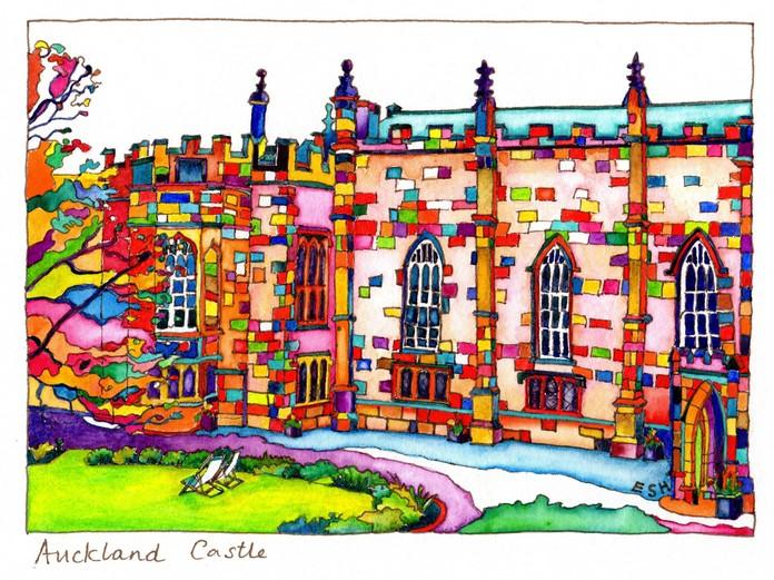 *Auckland Castle