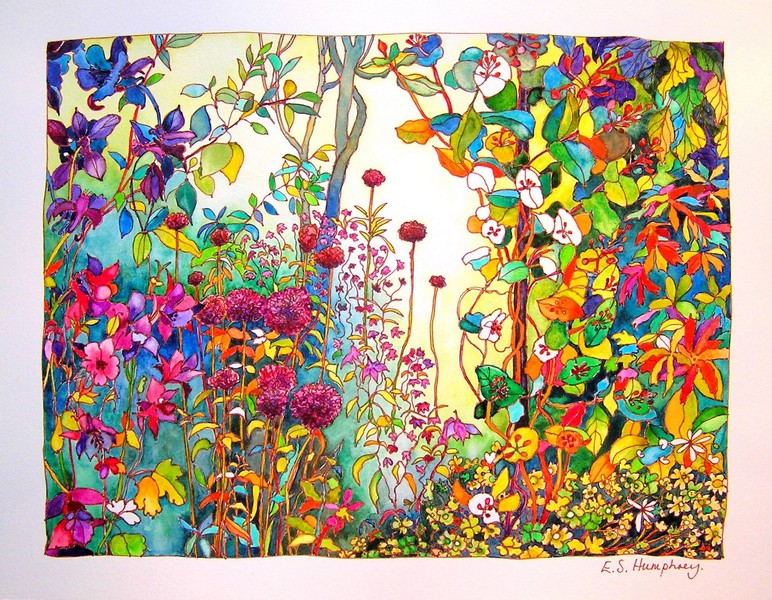 Alison's Garden again