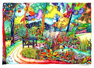*Alison's Garden Seat