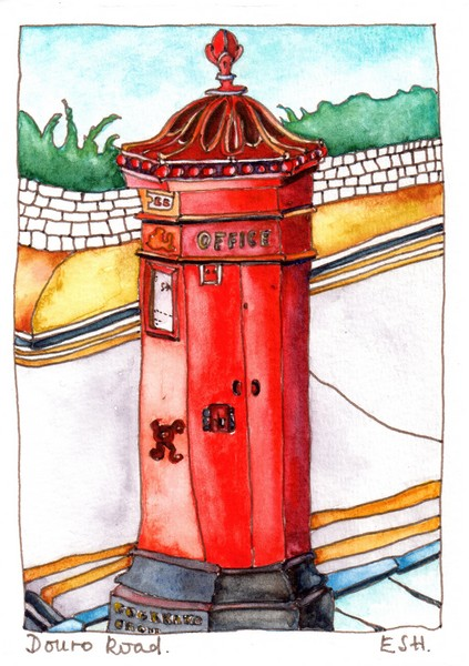 *Douro Road Postbox