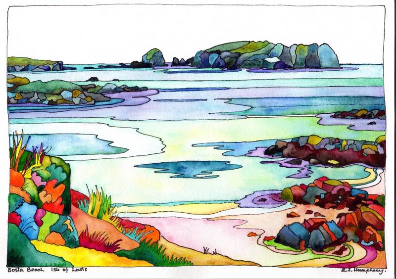 *Bosta Beach Isle of Lewis 3