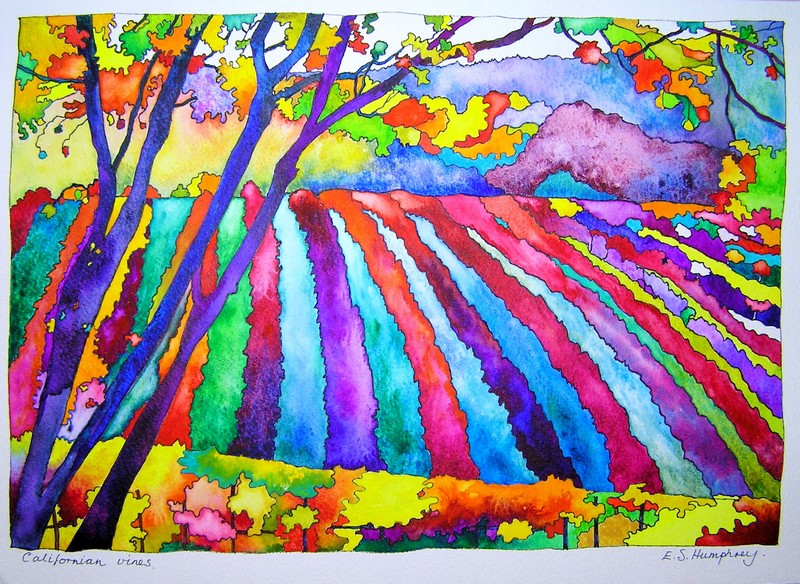 *Californian Vines