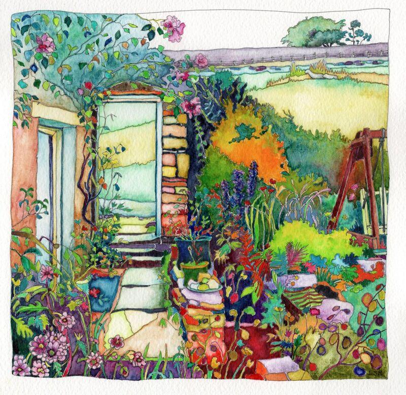 *Chris' Garden