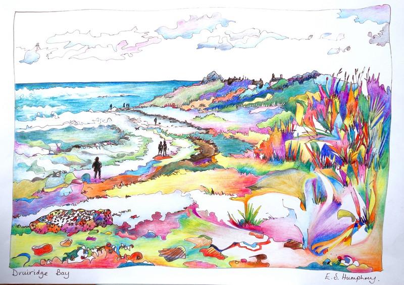 *Druridge Bay Northumberland