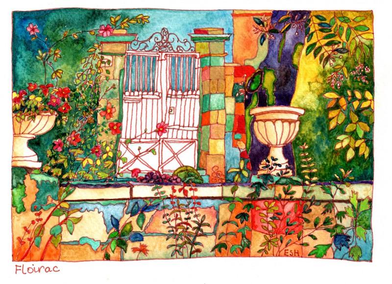 *The Garden Gate Floirac Bordeaux