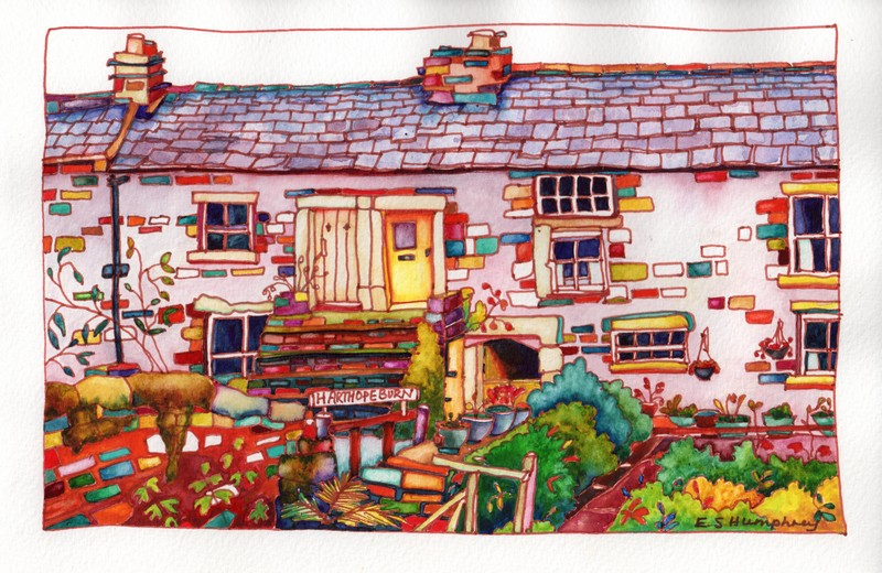 *Harthopeburn Cottages