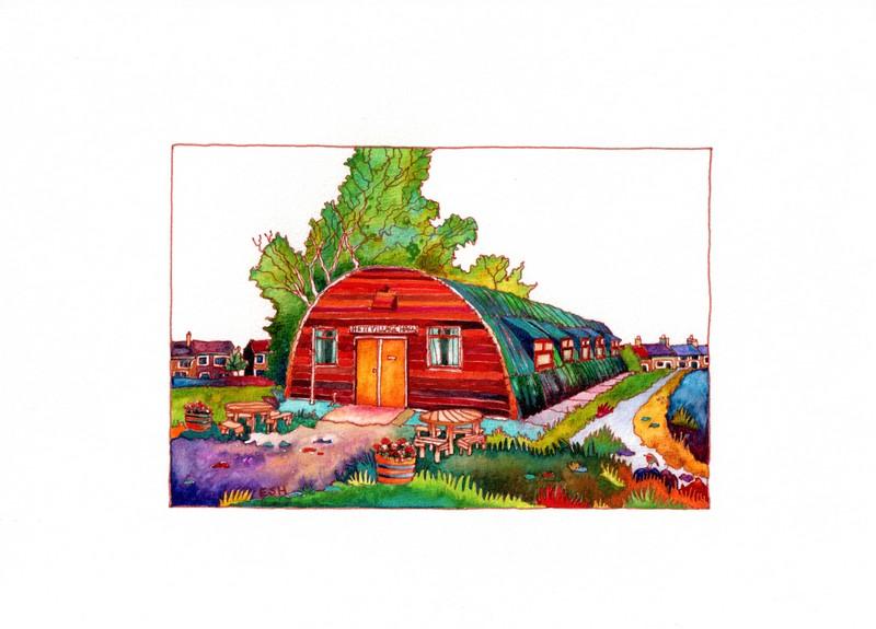 Hett Village Hall