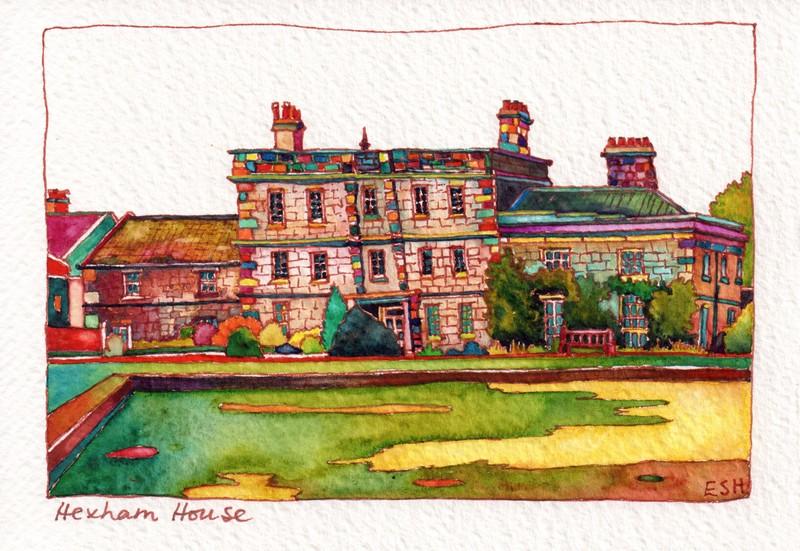 *Hexham House