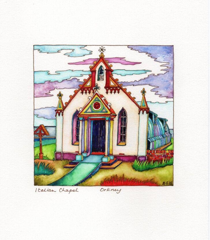 *Italian Chapel Orkney