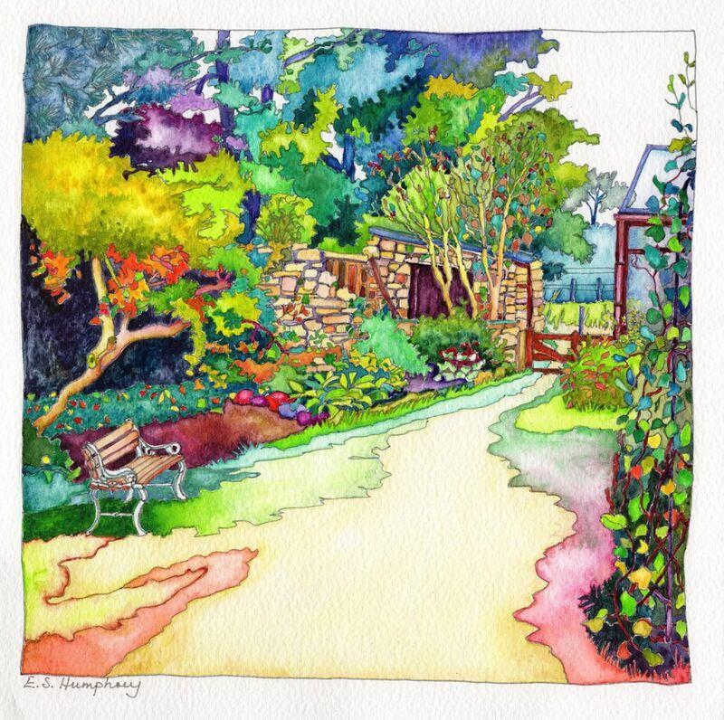 *John's Garden