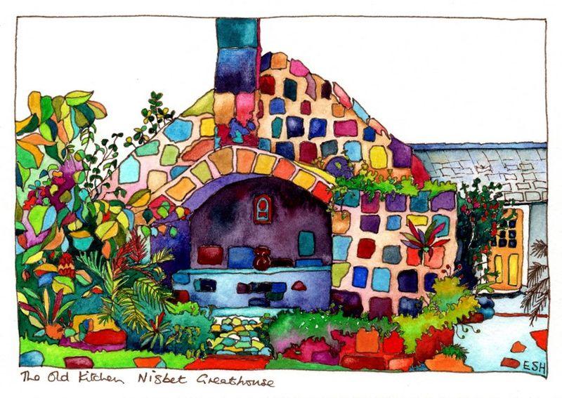 *The Old Kitchen Nisbet Nevis