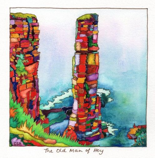 *Old Man of Hoy Orkney