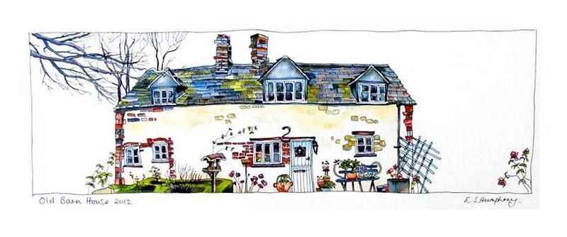 Old Barn House Little Haseley