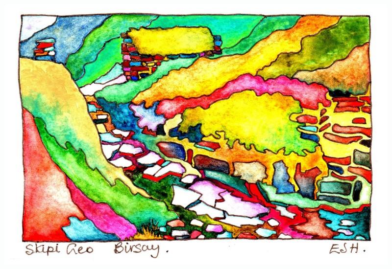 *Skipi Geo Birsay Orkney